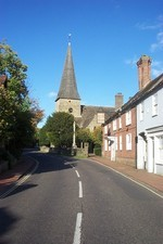 All Saints Church - Ceremony Sites - 122- 122a High St, Lindfield, England, RH16 2HS, GB