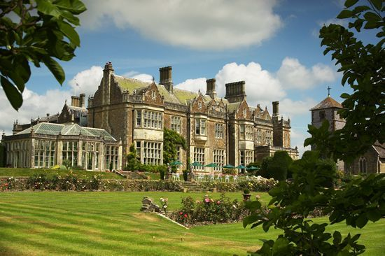 Wiston House - Reception Sites - Wiston House, Steyning, Sussex, GB