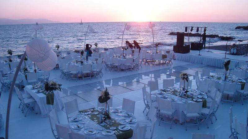 Mayan Palace - Reception Sites, Ceremony Sites - Paseo de la Marina Sur 220, Marina Vallarta, Puerto Vallarta, Mexico