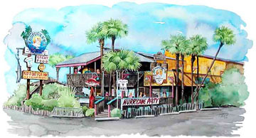 Fudpucker's Of Destin Beachside Bar & Grill - Restaurants - 20001 Emerald Coast Pkwy, Destin, FL, United States