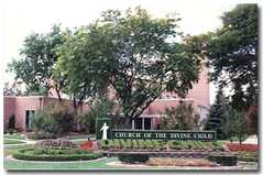 Church of Divine Child  - Ceremony - 1055 N Silvery Ln, Dearborn, MI, 48128