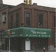 Old Shillelagh Inc - Irish Pub - 349 Monroe St, Detroit, MI, United States