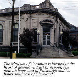Museum Of Ceramics-east Liverpool - Attractions/Entertainment - 400 E 5th St, East Liverpool, OH, United States
