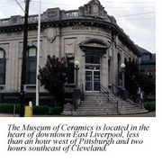 Museum of Ceramics-East Liverpool - Attraction - 400 E 5th St, East Liverpool, OH, United States