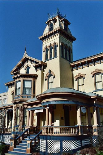 The Thompson House - Attractions/Entertainment - 122 W 5th St, East Liverpool, OH, 43920, US