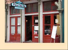 Cafe Fleur-de-lis - Caffeine, Breakfast - 307 Chartres St, New Orleans, LA, 70130