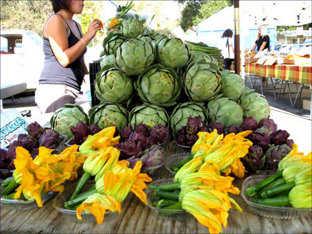 Sebastopol Farmer's Market - Attractions/Entertainment, Shopping - 6910 Mckinley Ave, Sebastopol, CA, United States