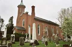 Grace Episcopal Church - Ceremony - 101 N Church St, Berryville, VA, 22611, US