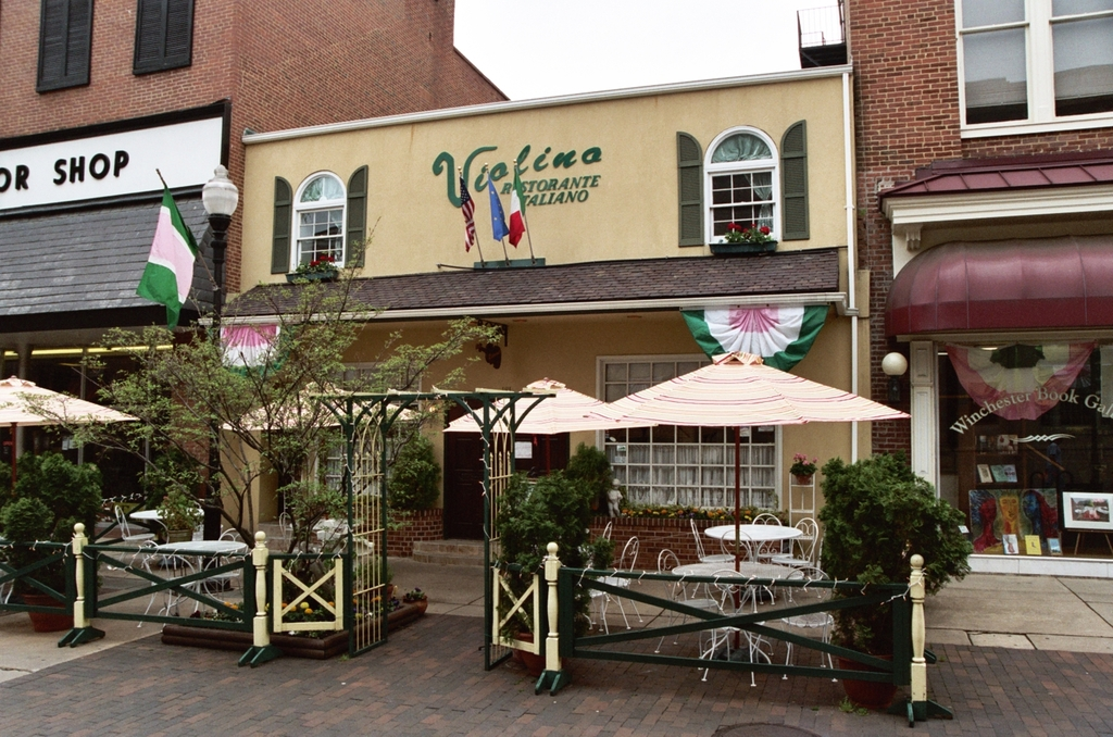 Violino Ristorante - Reception Sites - 181 N Loudoun St, Winchester, VA, 22601, US