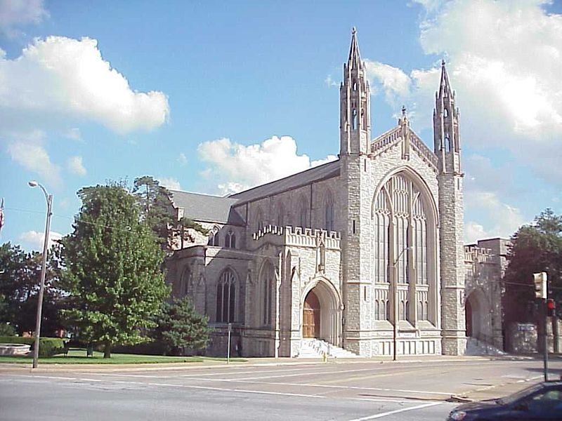 First United Methodist Church - Ceremony Sites - 1115 S Boulder Ave, Tulsa, OK, 74119