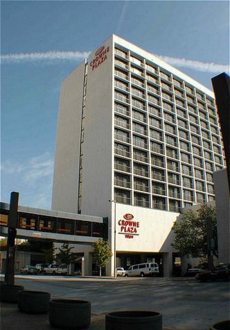 Crowne Plaza-tulsa - Hotels/Accommodations, Shopping - 100 E 2nd St, Tulsa, OK, United States
