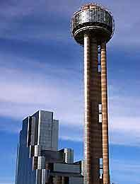 Reunion Tower - Restaurants, Attractions/Entertainment - 300 Reunion Blvd, Dallas, TX, 75207, United States