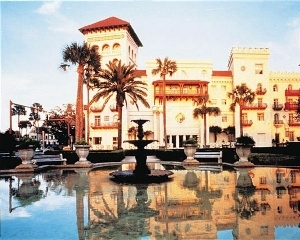 Casa Monica Hotel - Reception Sites, Restaurants, Hotels/Accommodations, Ceremony Sites - 95 Cordova St, St Augustine, FL, United States