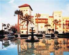 Casa Monica Hotel - Reception - 95 Cordova St, St Augustine, FL, United States
