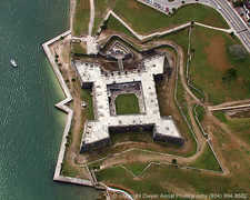 Castillo De San Marcos - Attraction - 1 S Castillo Dr, St Augustine, FL, United States
