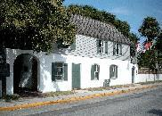 Ximenez-Fatio House Museum - Attraction - 14 Saint Francis St, St. Augustine, FL, 32084, US