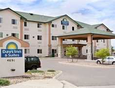 Days Inn and Suites - Hotel - 4691 Castleton Way, Castle Rock, CO, 80109