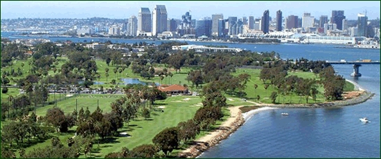 Coronado Municipal Golf Course - Golf Courses, Attractions/Entertainment - Coronado, California, United States