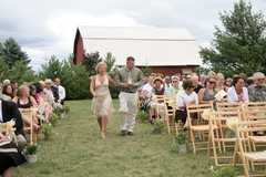 Ciccone Vineyards  - Ceremony - 10343 E Hilltop Rd, Suttons Bay, MI, United States