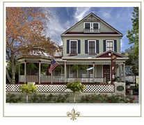 Cedar House Inn Victorian Bed & Breakfast - Hotel - 79 Cedar Street, St. Augustine, Florida, 32084, USA