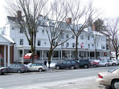 Red Lion Inn - Hotels/Accommodations, Reception Sites, Attractions/Entertainment - 30 Main St, Stockbridge, MA, United States