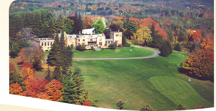 Cranwell Resort, Spa And Golf Club - Reception Sites, Ceremony Sites, Hotels/Accommodations - 55 Lee Rd, Lenox, MA, 01240