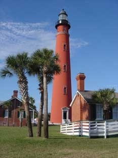 Ponce De Leon Inlet Lighthouse Preservation Association Inc - Attractions/Entertainment, Ceremony Sites - 4931 S Peninsula Dr, Ponce Inlet, FL, 32127