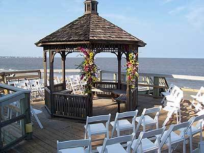Gazebo Villas By The Sea - Ceremony Sites - 1399 N Beachview Dr, Jekyll Island, GA, 31527-0750, US