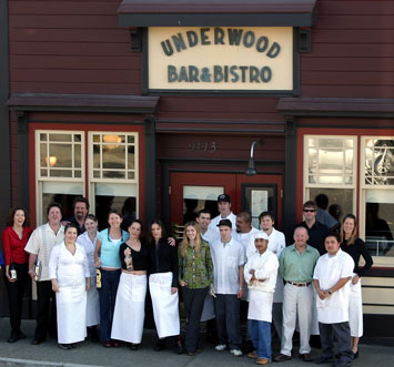 Underwood Bar And Bistro - Bars/Nightife, Restaurants, Attractions/Entertainment - 9113 Graton Road, Graton, CA, United States