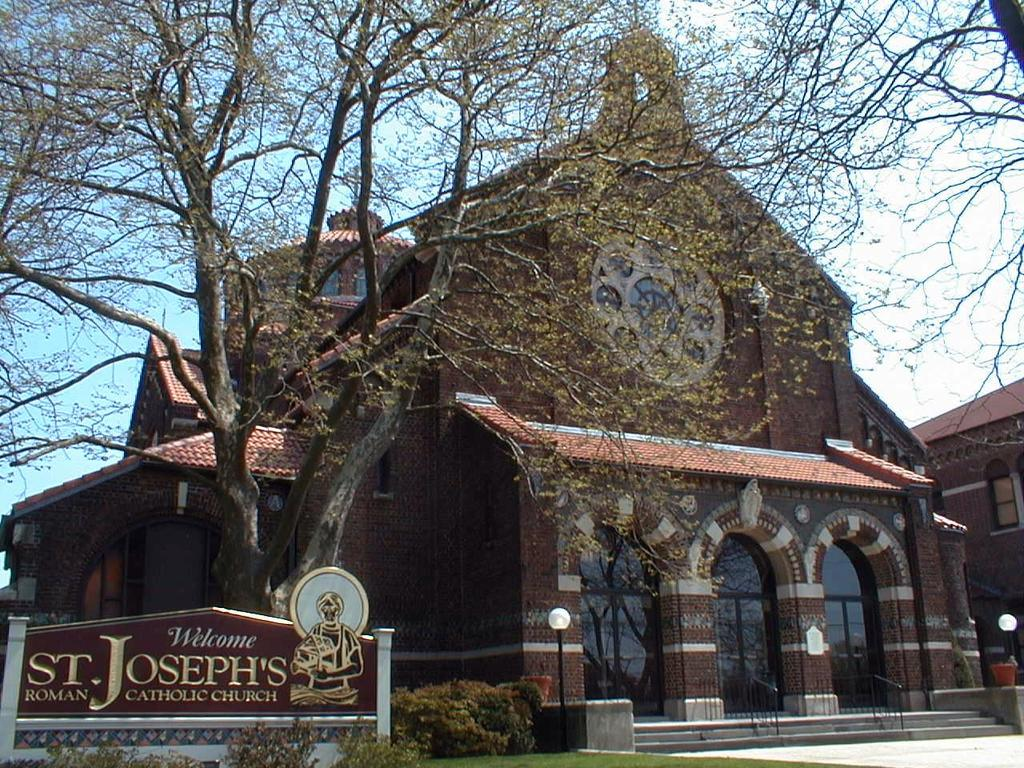St. Joseph's Church - Ceremony Sites - 39 N Carll Ave, Babylon, NY, 11702, US