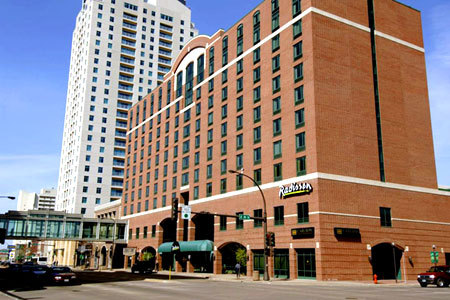 Radisson Hotel - Hotels/Accommodations, Reception Sites - 150 S Broadway, Rochester, MN, 55904
