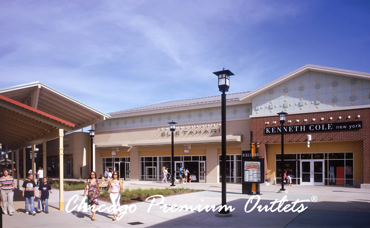 Chicago Premier Outlet Mall - Attractions/Entertainment, Shopping - 1650 Premium Outlet Blvd, Aurora, IL, United States