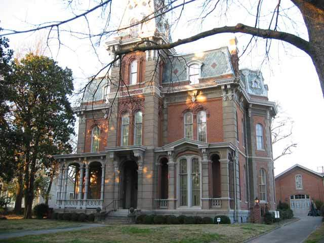 Woodruff-fontaine House Museum - Ceremony & Reception, Reception Sites - 680 Adams Ave, Memphis, TN, United States