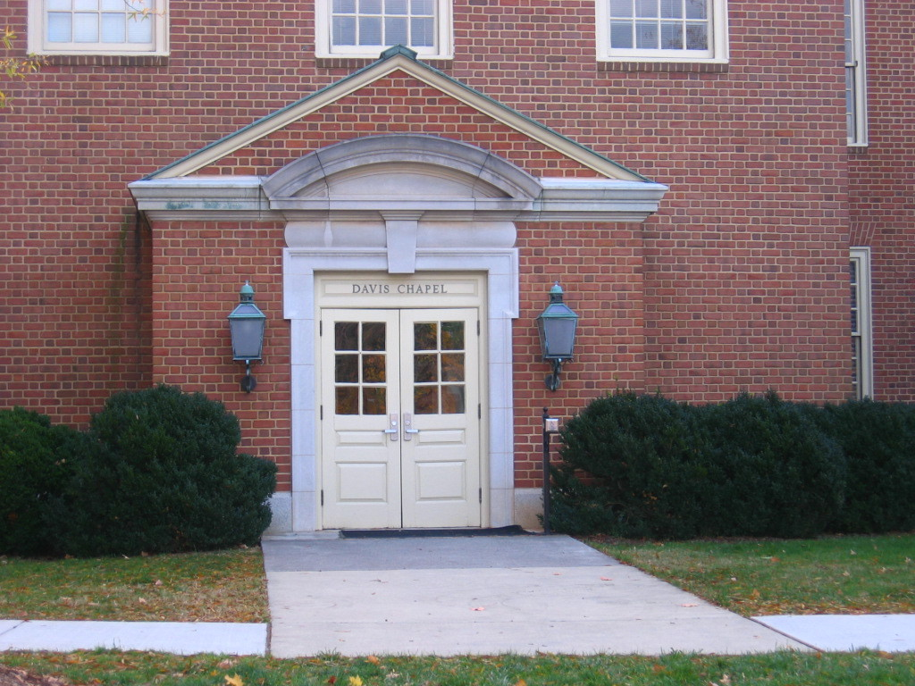 Davis Chapel - Ceremony Sites, Reception Sites - Wake Forest Rd, Winston-Salem, NC, United States