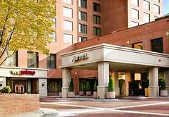 Winston-Salem Marriott - Hotel - 425 N Cherry St, Winston-Salem, NC, 27101, US