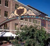 Gaslamp Quarter - Entertainment - 4th Ave & G St, San Diego, CA, 92101, US