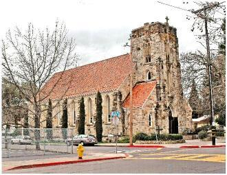 St. Helena Catholic Church - Ceremony Sites, Officiants, Florists - 1340 Tainter St, St Helena, CA, 94574, US