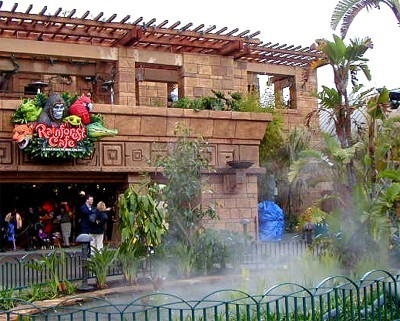 Downtown Disney - Attractions/Entertainment - 1580 S Disneyland Dr, Anaheim, CA, United States