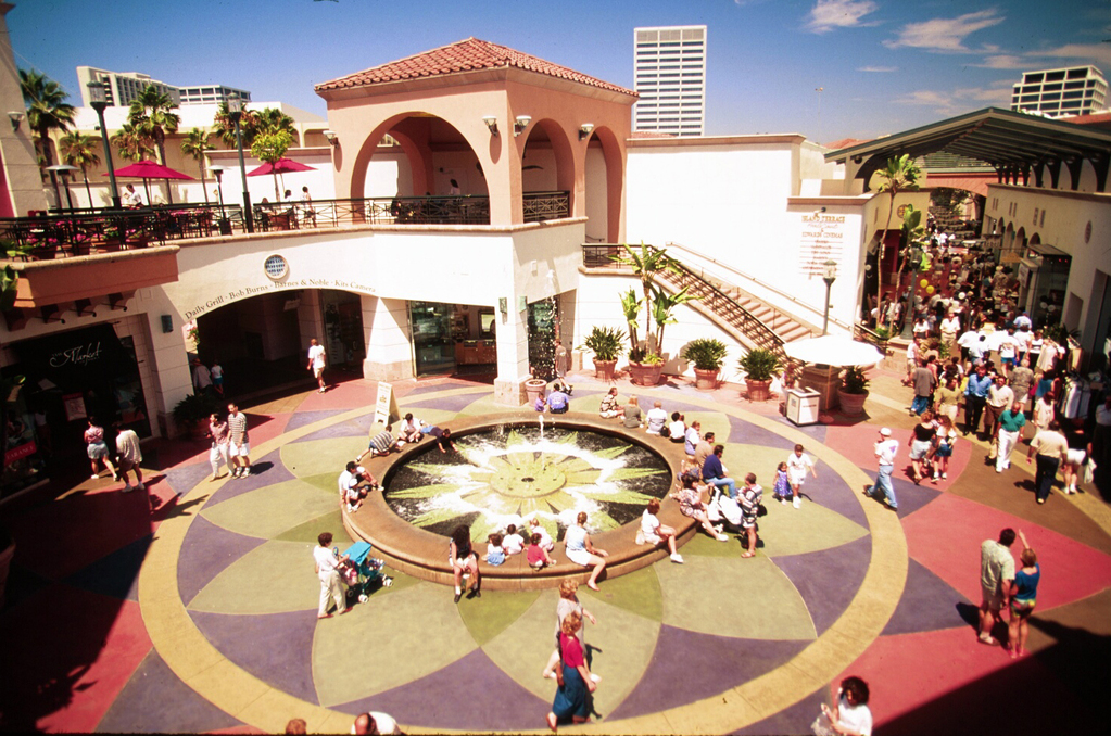 Fashion Island Mall California