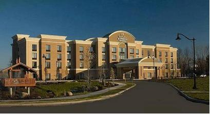 Holiday Inn Express Hotel & Suites - Hotels/Accommodations - 860 Holt Rd, Webster, NY, 14580