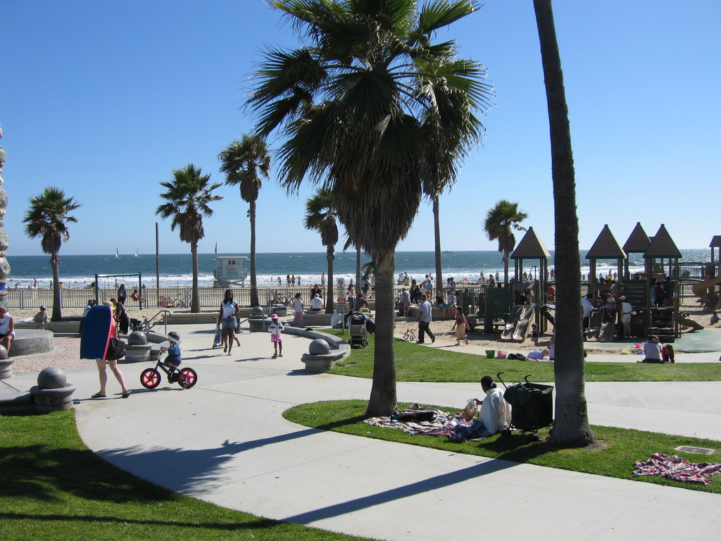 Venice Beach - Beaches, Attractions/Entertainment - Venice, CA, US