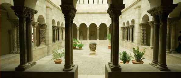 The Cloisters Museum & Gardens - Attractions/Entertainment - Fort Tryon Park, 99 Margaret Corbin Dr. (Fort Tryon Park–Margaret Corbin Dr/Park Dr), New York, NY