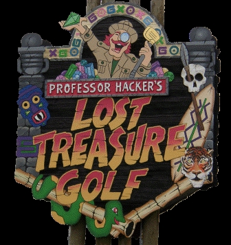Lost Treasure Golf - Attractions/Entertainment - 1600 N Croatan Hwy, Kill Devil Hills, NC, United States