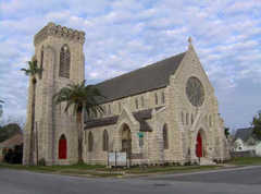 Grace Episcopal Church - Ceremony - 1115 36th St, Galveston, TX, 77550, US