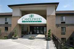 Candlewood Suites - Hotel - 3545 Forest Road, Lansing, MI, 48910