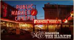 Pike Place Market and the Waterfront - Attractions - 1501 Pike Pl # 510, Seattle, WA, United States