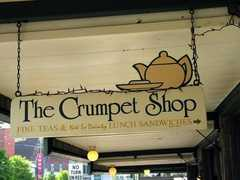 The Crumpet Shop - Restaurants - 1503 1st Ave, King County, WA, 98121, US