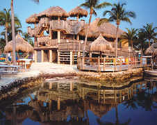 Postcard Inn Beach Resort and Marina - Bar - 84001 Overseas Highway, Islamorada, Florida, 33036, United States