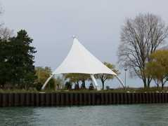 The proposal location - Attraction - 101 E. Seahorse Drive, Waukegan, IL, United States