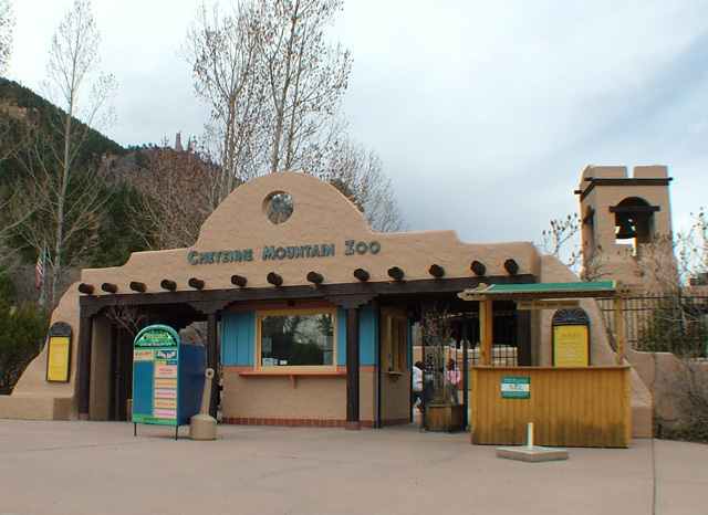 Cheyenne Mountain Zoo - Rehearsal Lunch/Dinner, Attractions/Entertainment - Cheyenne Mountain Zoo, Colorado Springs, CO 80906, US